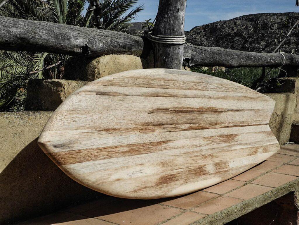 ORGÁNIC AGAVE SURFBOARD